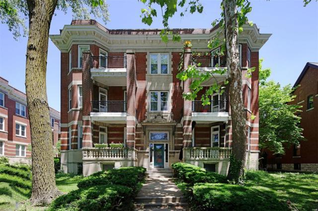 4953 Mcpherson Avenue D, St Louis, MO 63108 (#19032308) :: Realty Executives, Fort Leonard Wood LLC