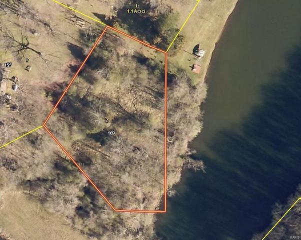 0 Lot 23 Crystal Lake, Wright City, MO 63390 (#19032591) :: Peter Lu Team