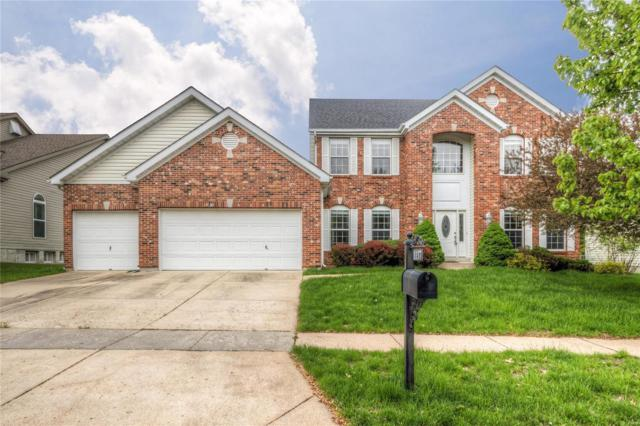 1137 Nooning Tree Drive, Chesterfield, MO 63017 (#19032759) :: The Becky O'Neill Power Home Selling Team