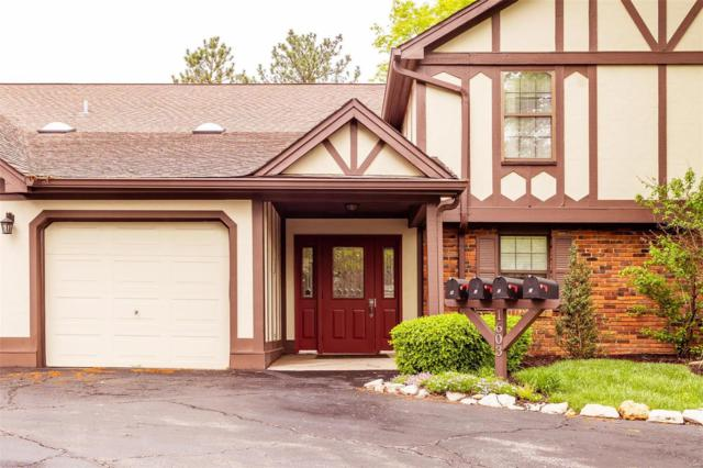 1603 Walpole B, Chesterfield, MO 63017 (#19032770) :: The Becky O'Neill Power Home Selling Team