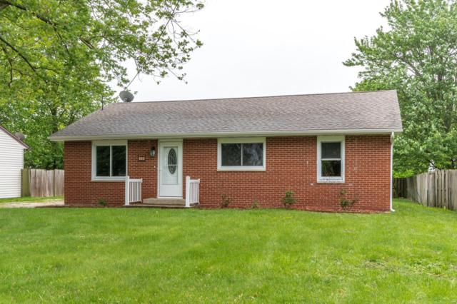 208 Walnut Street, Brighton, IL 62012 (#19032824) :: The Becky O'Neill Power Home Selling Team