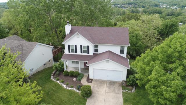 1386 Hunters Hollow, Eureka, MO 63025 (#19032989) :: The Becky O'Neill Power Home Selling Team