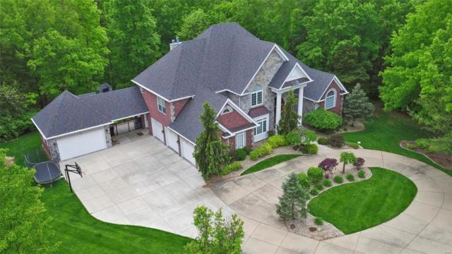 2818 Estates Court, Lake St Louis, MO 63367 (#19033013) :: The Becky O'Neill Power Home Selling Team
