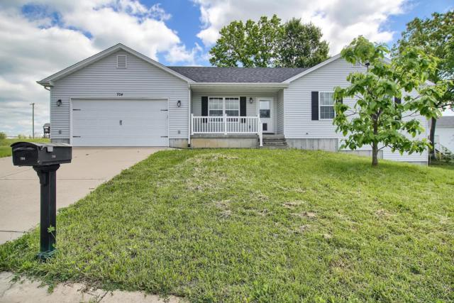 704 Gracie Way, Saint Clair, MO 63077 (#19033142) :: RE/MAX Professional Realty