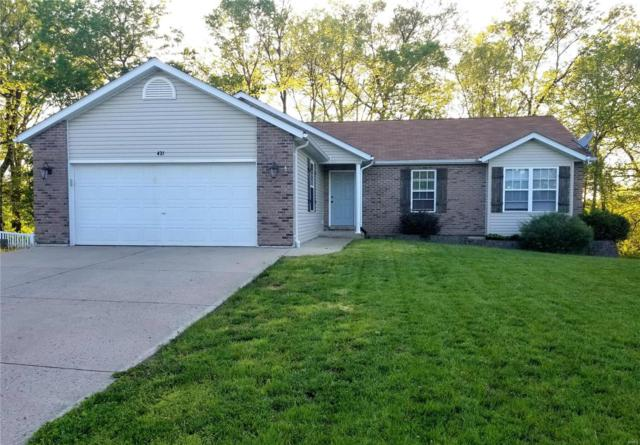 431 Creekwood Boulevard, Troy, MO 63379 (#19033322) :: The Becky O'Neill Power Home Selling Team