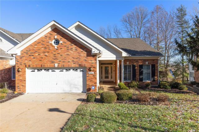 14356 Spyglass Ridge, Chesterfield, MO 63017 (#19033350) :: The Becky O'Neill Power Home Selling Team