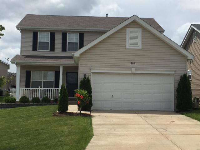 602 Davidson, Saint Peters, MO 63376 (#19033353) :: The Becky O'Neill Power Home Selling Team