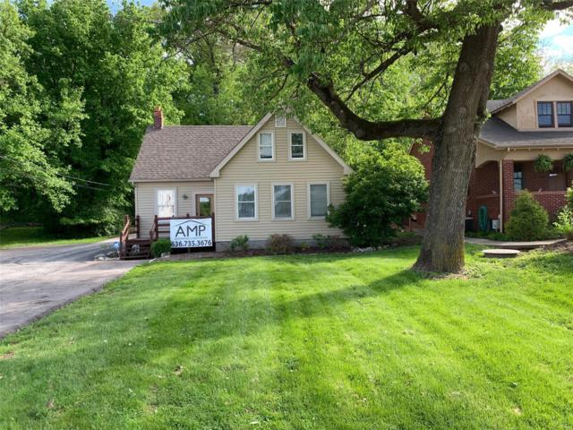 16658 Old Chesterfield Road, Chesterfield, MO 63017 (#19033384) :: Clarity Street Realty