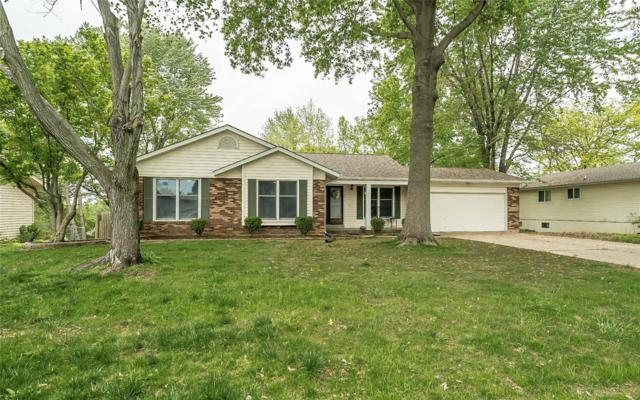 109 Park Charles Boulevard, Saint Peters, MO 63376 (#19033400) :: The Becky O'Neill Power Home Selling Team