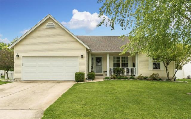 4019 Treeshadow Drive, Saint Peters, MO 63376 (#19033546) :: The Becky O'Neill Power Home Selling Team