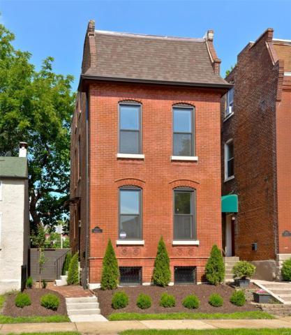 3513 Missouri Avenue, St Louis, MO 63118 (#19033548) :: Sue Martin Team