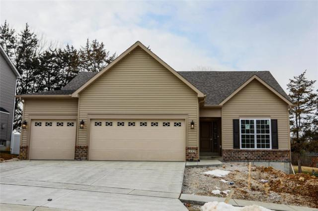 1218 John Ryan Lane, Ballwin, MO 63021 (#19033586) :: The Kathy Helbig Group