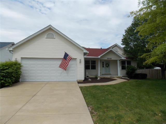 2648 Babble Creek Lane, O'Fallon, MO 63368 (#19033607) :: The Becky O'Neill Power Home Selling Team