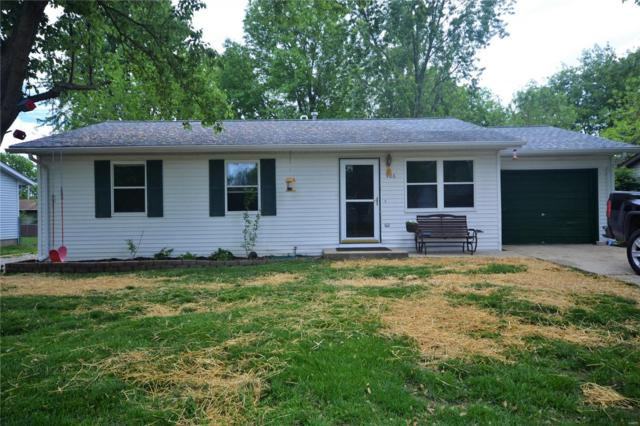 406 S Smith Street, Smithton, IL 62285 (#19033644) :: The Becky O'Neill Power Home Selling Team