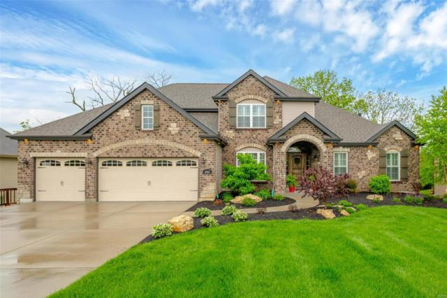 202 Rue De Vin, Lake St Louis, MO 63367 (#19033756) :: The Becky O'Neill Power Home Selling Team