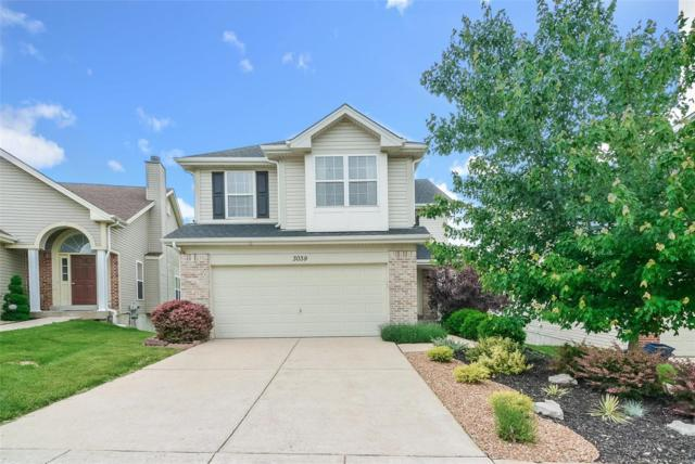 3039 Andover Manor, St Louis, MO 63129 (#19033785) :: The Becky O'Neill Power Home Selling Team
