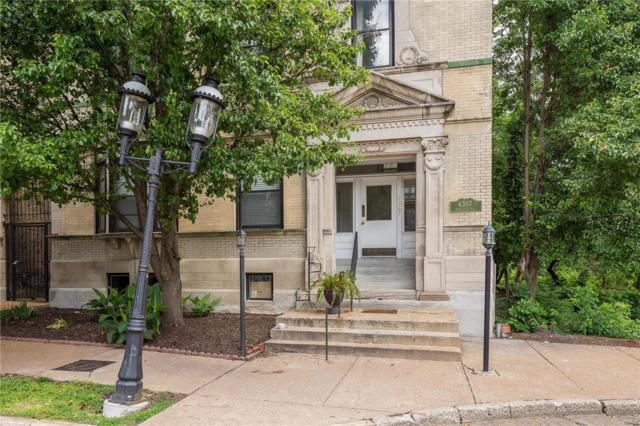 4307 Maryland Avenue 2S, St Louis, MO 63108 (#19033792) :: The Becky O'Neill Power Home Selling Team