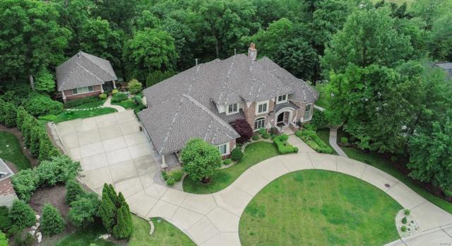 12932 Sunset Bluff Court, Sunset Hills, MO 63127 (#19033889) :: The Becky O'Neill Power Home Selling Team