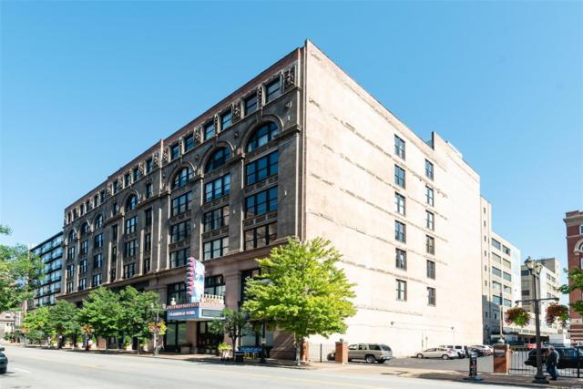 1113 Washington Ave. #410, St Louis, MO 63101 (#19033932) :: Holden Realty Group - RE/MAX Preferred