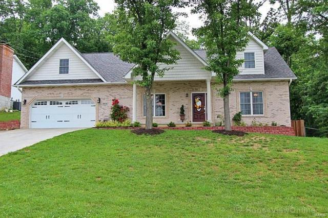 1020 Bella Vista Drive, Jackson, MO 63755 (#19033942) :: The Becky O'Neill Power Home Selling Team