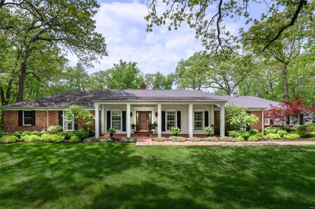 143 Frontenac Forest, St Louis, MO 63131 (#19034104) :: Holden Realty Group - RE/MAX Preferred