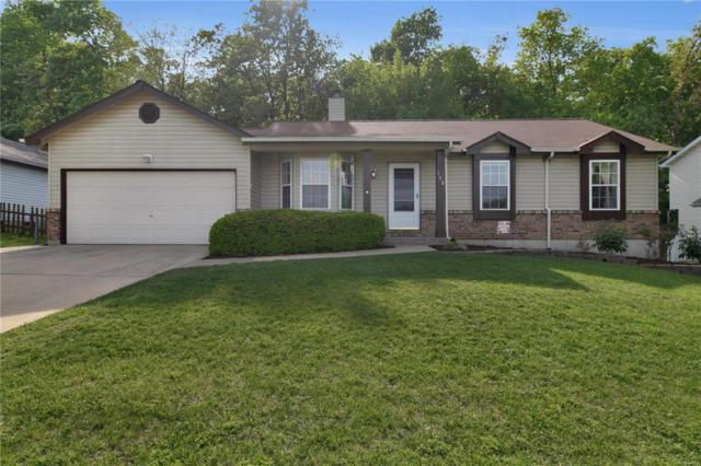 138 Langtree Drive, Wentzville, MO 63385 (#19034135) :: The Becky O'Neill Power Home Selling Team