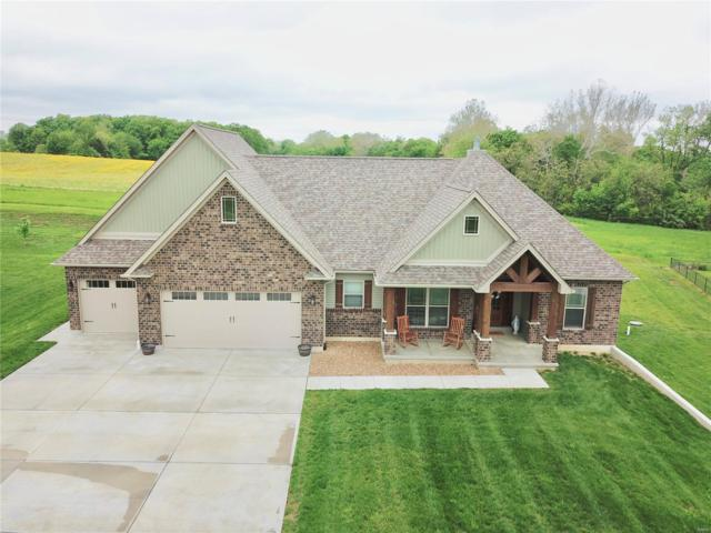 140 Bennington Court, Troy, MO 63379 (#19034288) :: The Becky O'Neill Power Home Selling Team