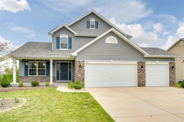 112 Riverdale Woods Circle, O'Fallon, MO 63366 (#19034346) :: The Becky O'Neill Power Home Selling Team