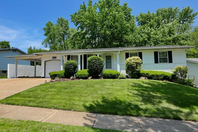 2285 Lindsay Lane, Florissant, MO 63031 (#19034374) :: The Becky O'Neill Power Home Selling Team