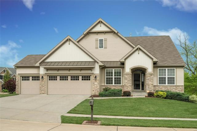 21 Boulder Ridge Court, Wentzville, MO 63385 (#19034398) :: The Becky O'Neill Power Home Selling Team