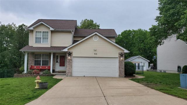 913 Falcon Drive, Imperial, MO 63052 (#19034448) :: The Becky O'Neill Power Home Selling Team