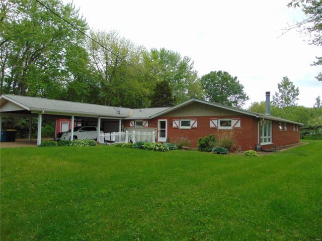 205 Henderson Street, Troy, IL 62294 (#19034449) :: Hartmann Realtors Inc.
