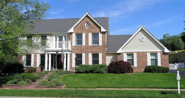 301 Penshurst Place, Chesterfield, MO 63017 (#19034488) :: The Becky O'Neill Power Home Selling Team