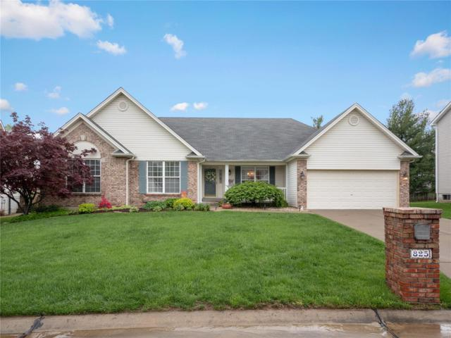 825 Rambling Pine Drive, Saint Charles, MO 63303 (#19034513) :: The Becky O'Neill Power Home Selling Team