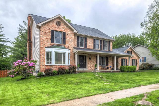 424 Greenstone Drive, Chesterfield, MO 63017 (#19034702) :: The Becky O'Neill Power Home Selling Team