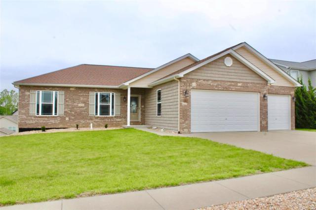 827 Sheridan Lane, Waterloo, IL 62298 (#19034750) :: The Becky O'Neill Power Home Selling Team