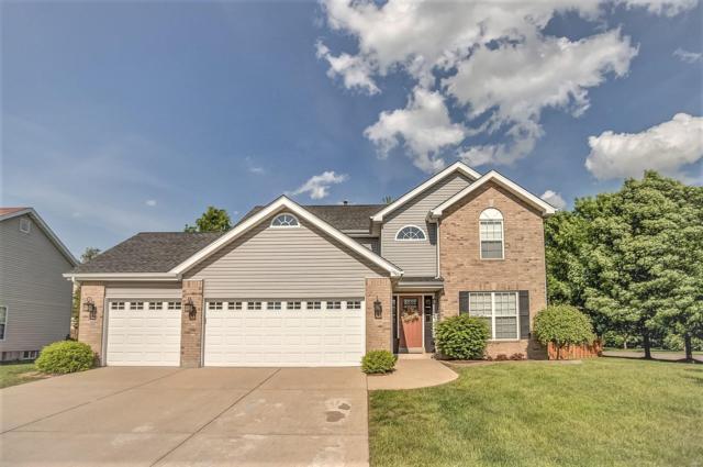 1400 Cedar Ridge Drive, O'Fallon, IL 62269 (#19034777) :: The Becky O'Neill Power Home Selling Team