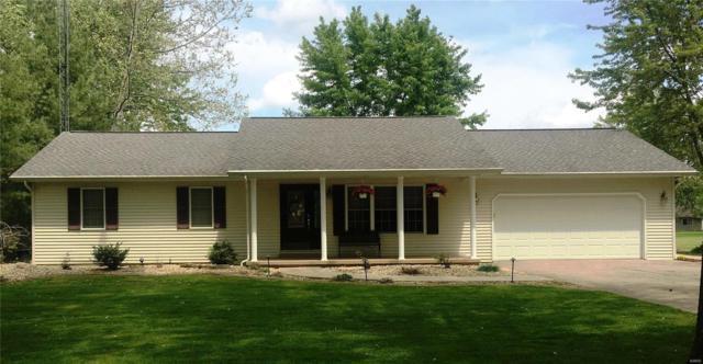 1307 Lake Point Drive, Greenville, IL 62246 (#19034933) :: Peter Lu Team