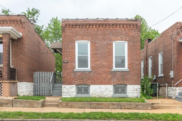 2907 Brannon Avenue, St Louis, MO 63139 (#19035003) :: The Becky O'Neill Power Home Selling Team