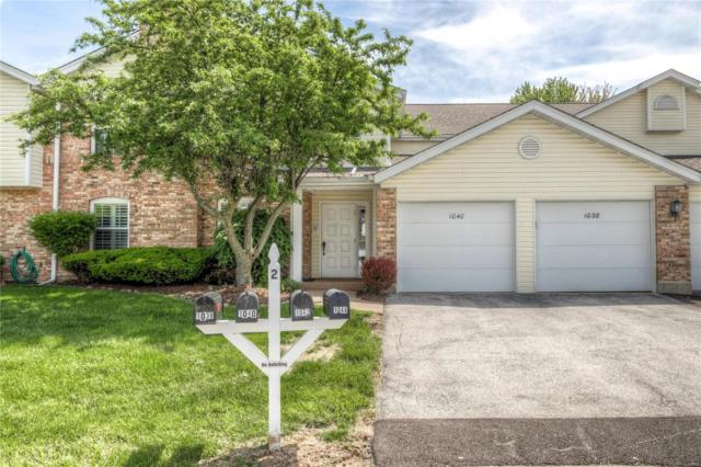1038 Windstream Drive, Saint Peters, MO 63376 (#19035017) :: The Becky O'Neill Power Home Selling Team
