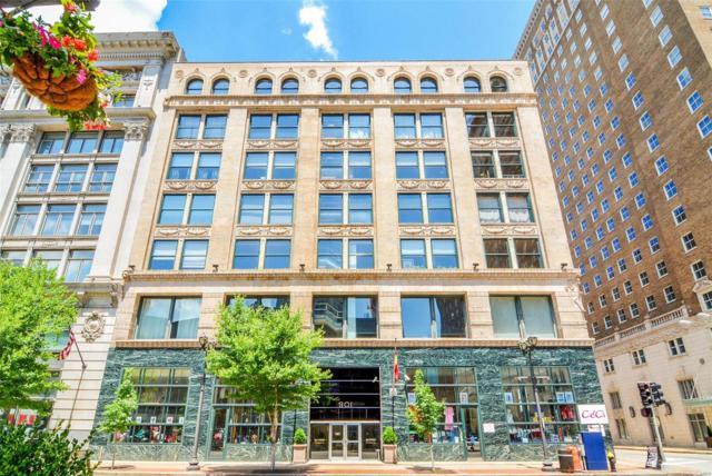 901 Washington Ave #609, St Louis, MO 63101 (#19035024) :: Realty Executives, Fort Leonard Wood LLC