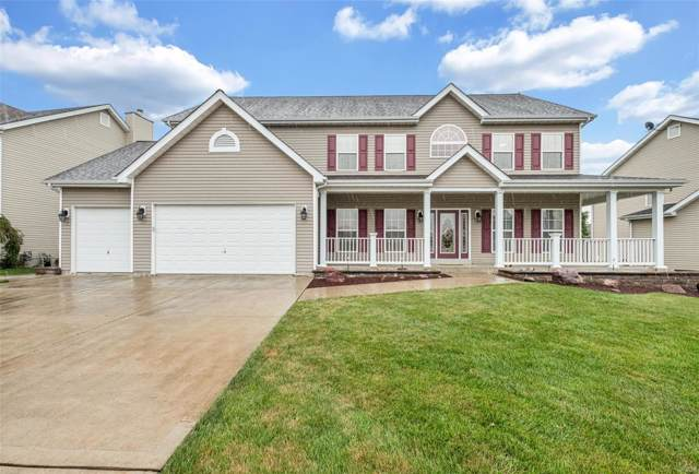 278 Fox Ridge Drive, Saint Charles, MO 63303 (#19035032) :: Kelly Hager Group | TdD Premier Real Estate