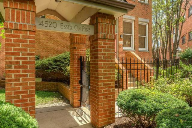 4520 W Pine Boulevard #5, St Louis, MO 63108 (#19035075) :: Clarity Street Realty
