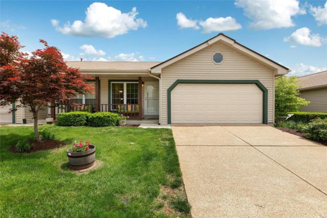 1028 Treetop Village Drive, Ballwin, MO 63021 (#19035143) :: The Becky O'Neill Power Home Selling Team