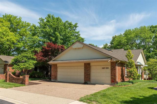 14069 Baywood Villages Drive, Chesterfield, MO 63017 (#19035175) :: The Becky O'Neill Power Home Selling Team