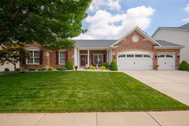 4409 Millcroft Drive, Saint Charles, MO 63304 (#19035207) :: The Becky O'Neill Power Home Selling Team