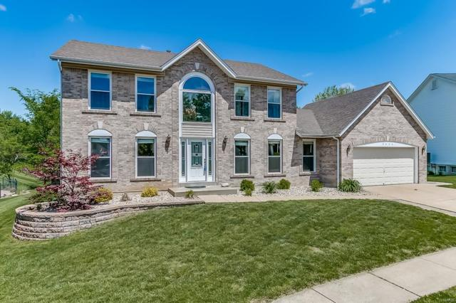 4894 Greenburg Drive, Saint Peters, MO 63304 (#19035256) :: The Becky O'Neill Power Home Selling Team