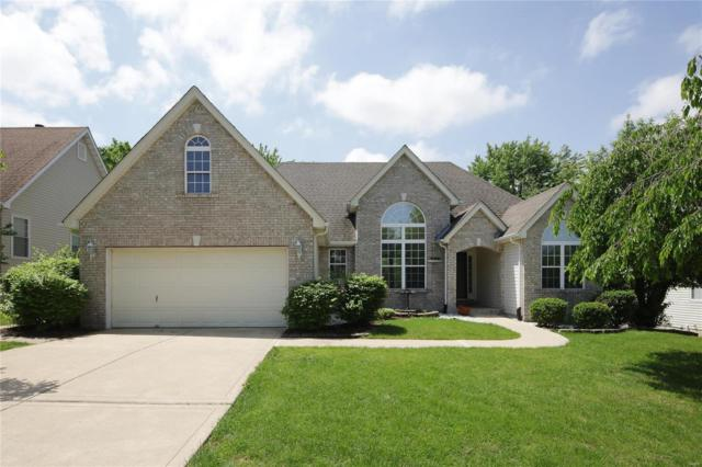 3905 White Rose Lane, Saint Charles, MO 63304 (#19035257) :: The Becky O'Neill Power Home Selling Team