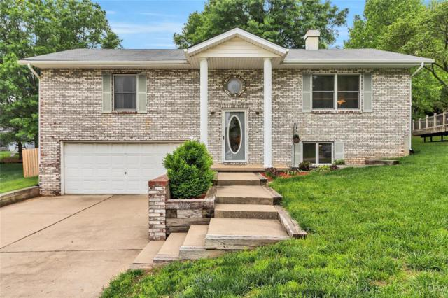 964 Forest View Drive, Columbia, IL 62236 (#19035281) :: Fusion Realty, LLC