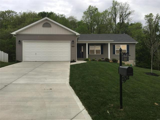 906 Mohican (Lot 26) Drive, Warrenton, MO 63383 (#19035357) :: The Becky O'Neill Power Home Selling Team
